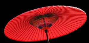 伝統工芸傘