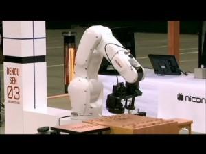将棋ロボットアイコン